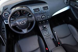 2012 mazda3 road test by dan jedlicka Mazda 3 2.5 image