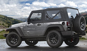 Jeeps Are Tremendously Popular. They Fit In Just About Anywhere In The  World.