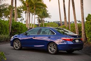 That Alone Helped Give The Camry Hybrid Special Eal