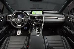 Lexus Rx450 6