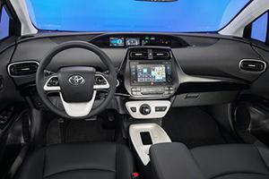 2017 Toyota Prius Two Echo 4