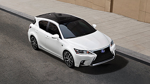 The Ct 200h Just Might Be Lexus Model For Those With Relatively Limited Resources Who Want An Upscale Fuel Stingy Car That S Easy To Park And Handle In