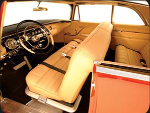 1955 Chrysler C 300 History By Dan Jedlicka