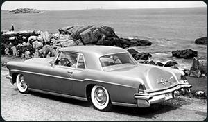 1956 57 Continental Mark Ii History By Dan Jedlicka