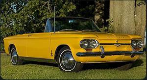 1960 69 Chevrolet Corvair History By Dan Jedlicka