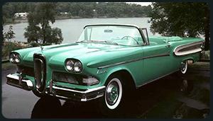 1958-60 Edsel History by Dan Jedlicka
