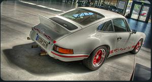 Porsche Carrera Rs 2 7 History By Dan Jedlicka