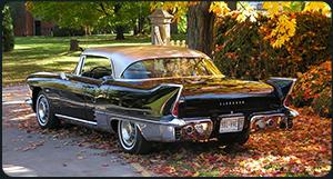 1957 58 Cadillac Eldorado Brougham By Dan Jedlicka