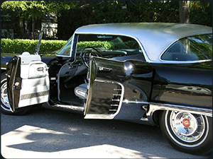 Cadillac on 1957 58 Cadillac Eldorado Brougham By Dan Jedlicka