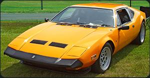197174 DeTomaso Pantera History by Dan Jedlicka