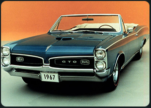 1964 74 Pontiac Gto History By Dan Jedlicka