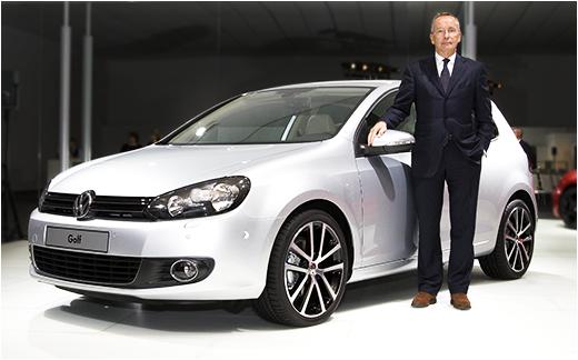 Interview With Volkswagen Design Chief Walter De Silva On